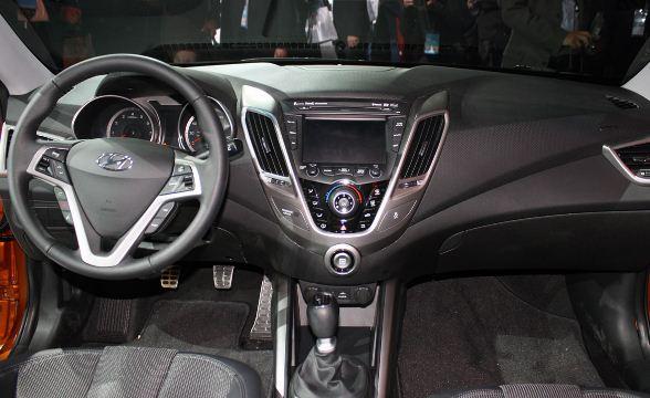 Hyundai Curb Interior Concept