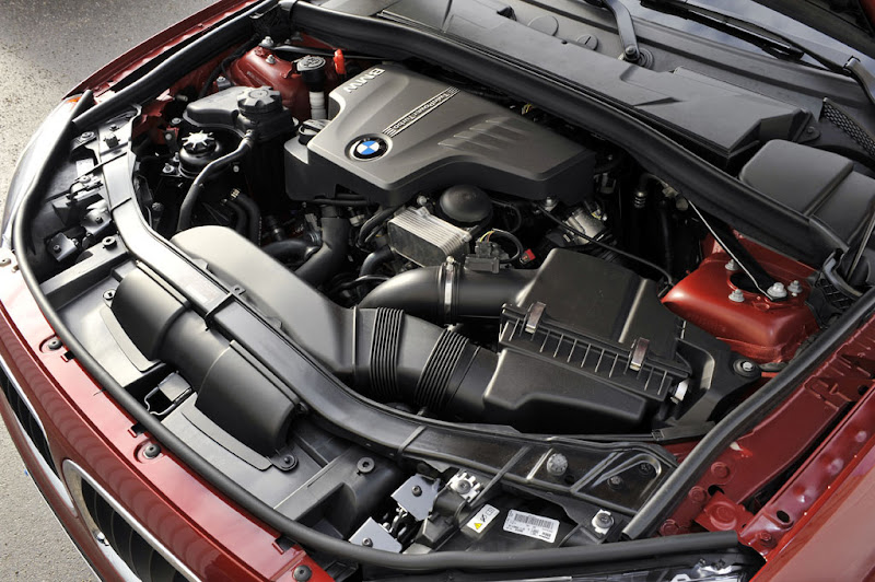 BMW 4-cylinder Engine