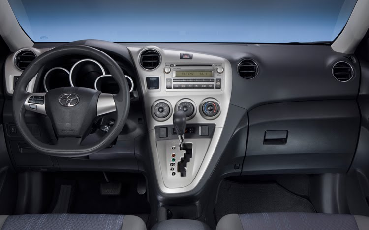 2011 Toyota Matrix Interior