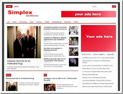 templates grátis para blogspot