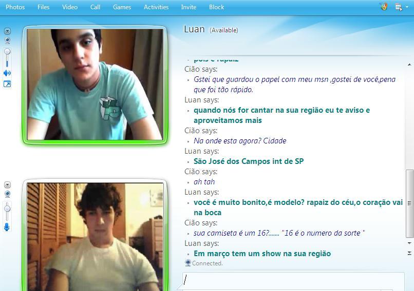 LUAN SANTANA É GAY? | CONVERSA DE MSN SUSPEITA...