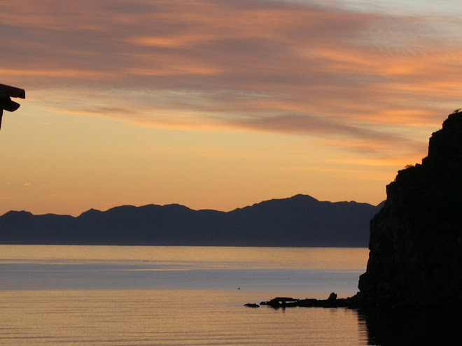 Loreto Bay at Sunrise