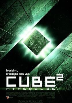 Mê Cung Lập Phương 2: Ác Mộng Siêu Hình - Cube 2: Hypercube (2002) Poster