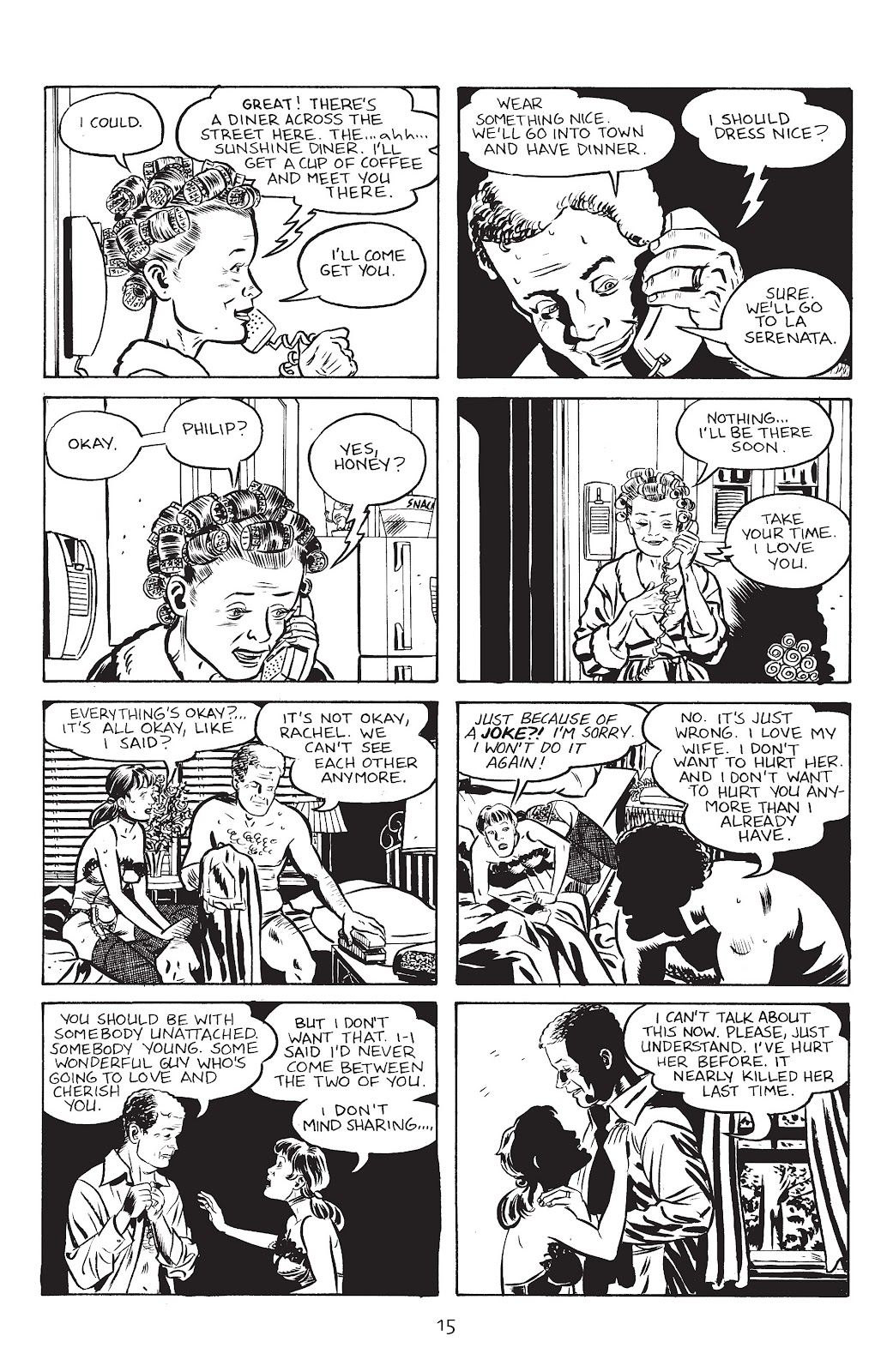 Stray Bullets Issue #20 #20 - English 17