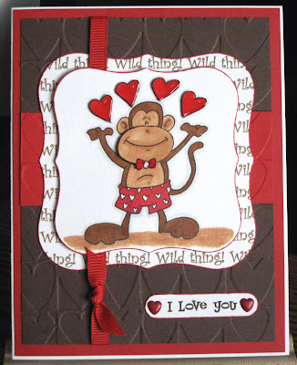 Happy Valentines Day Monkey. Happy Valentine#39;s Day (+ a