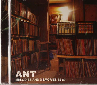 Atmosphere DJ ANT - Memories Melodies - Rapidshare - not vol. 1