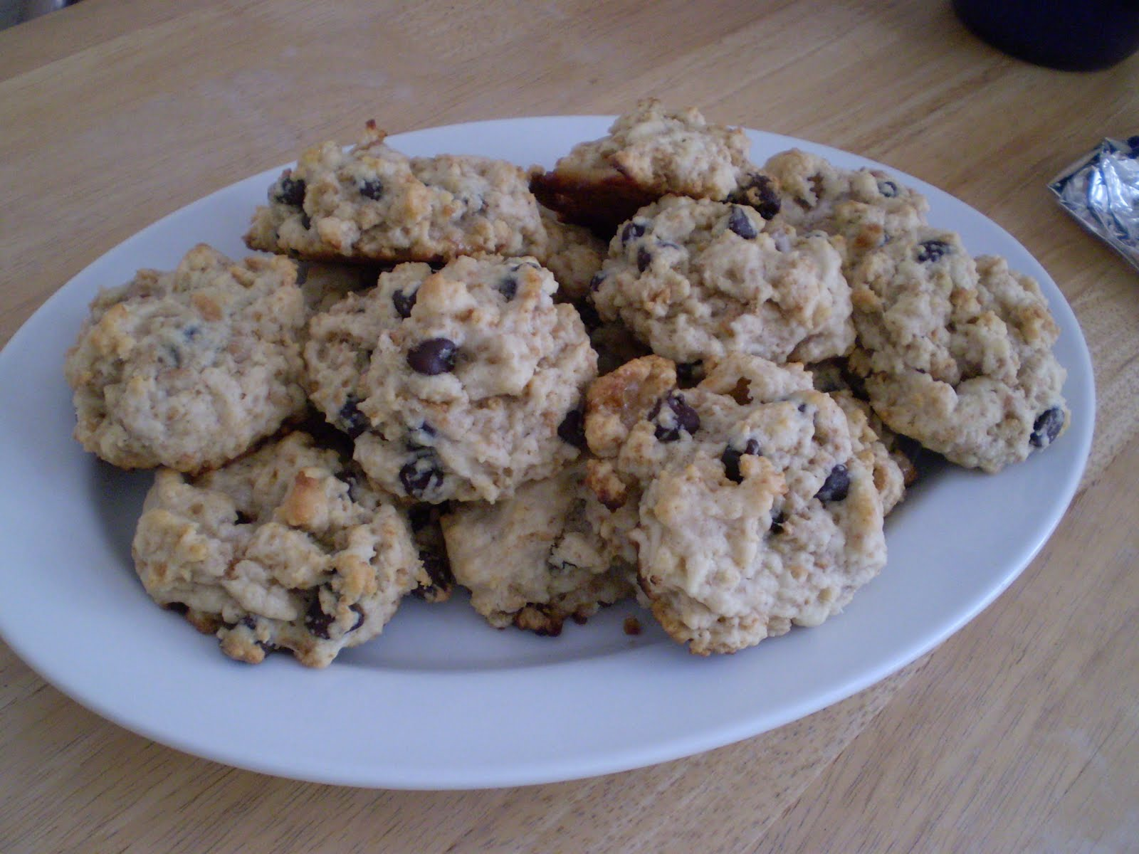 The Domestic Engineer: S'mores Scones