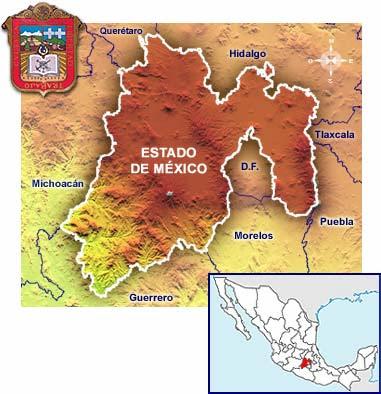 La inquietud por estudiar al Estado de México surge por diversos motivos,