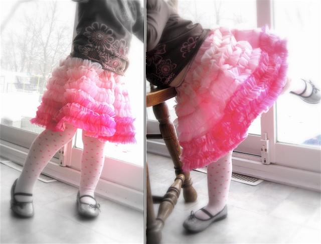 Выкройка для юбки из ... юбочек для девочек-подростков.