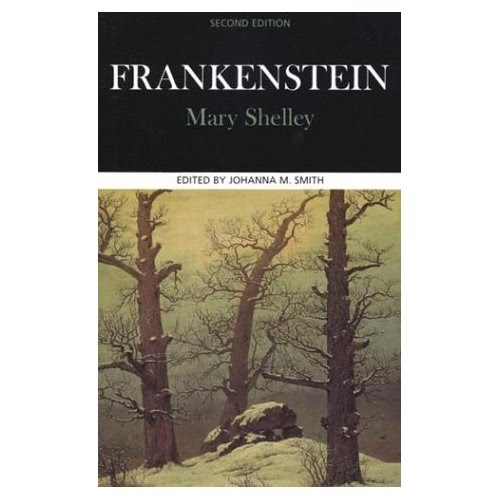 literary analysis essay of frankenstein by mary shelley Online literary criticism for mary shelley shelley and mary, frankenstein, shelley's notebooks  papers on language and literature 30, 4.