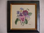 Pansies, Violas & Violets