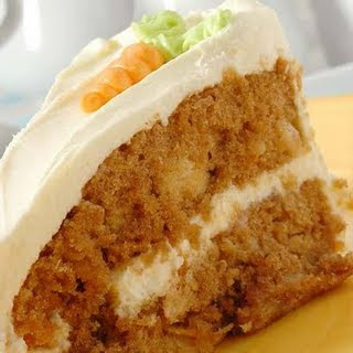 Famous chefs carrot cake recipe