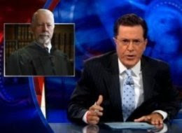 Think, that colbert gay marriage