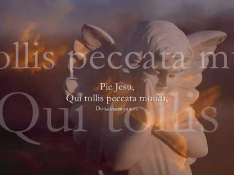 CELTIC WOMAN - PIE JESU LYRICS - SongLyrics.com