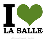 Animo La salle! live Jesus in our heart...forever