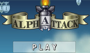typing games for free - alphaattack