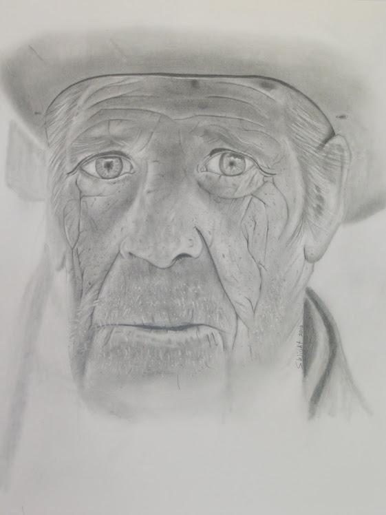 Homeless man #1