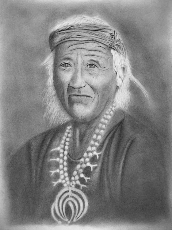 Navajo man
