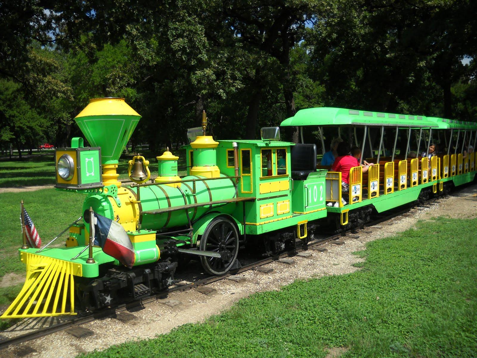 Park trains for sale ho