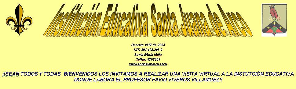 Institución Educativa Santa Juana de Arco