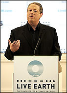Al Gore: Live Earth: The Concerts For a Climate in Chaos