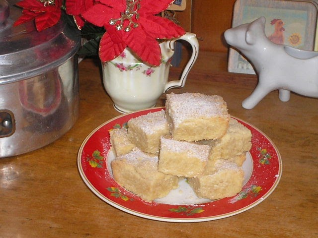 Gumnut Cottage: The best Shortbread in the World