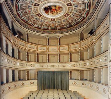 Teatro Mugellini Potenza Picena