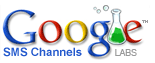 Add Google SMS Channel