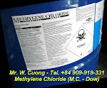 METHYLENE CHLORIDE (M.C), Dichloromethane