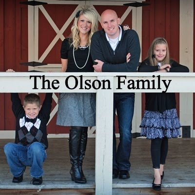The Olson Family