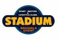 piscine Bruxelles stadium kinetix