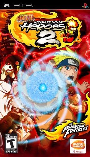 تحميل جميع اجزاء لعبة نارتو Naruto للـ psp