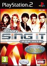Disney Sing It Pop Hits  Jogos PS2 ISO