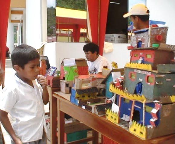 Peru residuos premian a los 15 mejores trabajos hechos for Trabajo en comedores escolares bogota