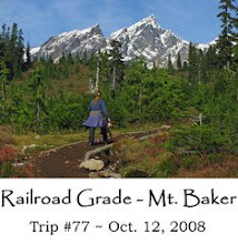 Railroad Grade on Mt. Baker