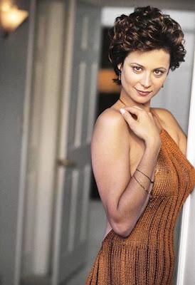 Bloooz Actress Catherine Bell