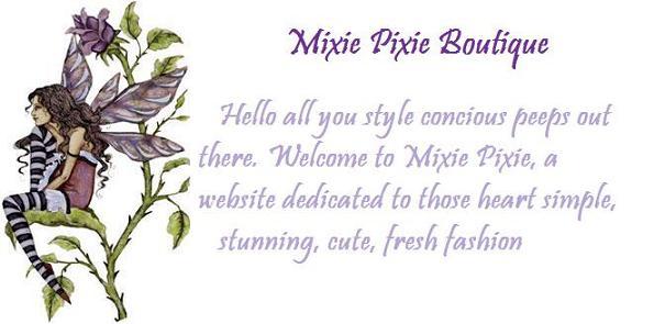 Mixie Pixie Boutique