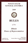 Illinois House: Rules for Representatives...