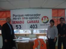 COMANDO DE CAMPAÑA EN COLOMBIA