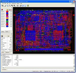 Full Download Software Always Free: ELECTRA Shape-Based PCB Autorouter
