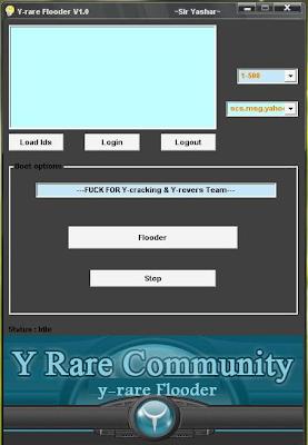 Y-rare Flooder - Yahoo boot