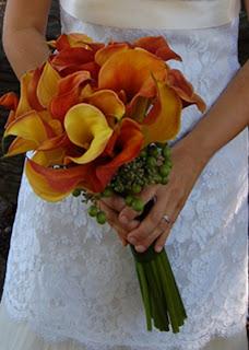 Craftsfrenzy: ~Flowers frenzy!-Calla Lilies~