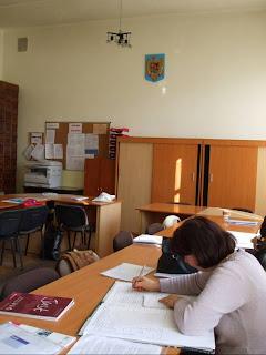 Sala profesorală