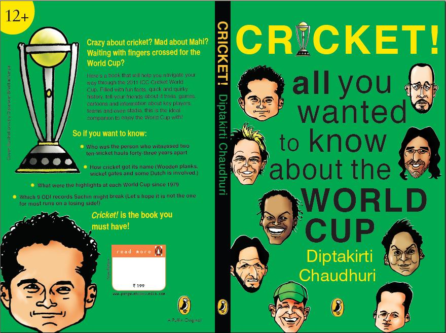 The Cricket Book
