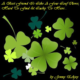 Four Leaf Clover Award...for all my Best of Friends in blog...