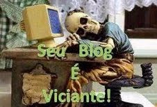"""Seu Blog E` Viciante!"" Award from Luiza N Brazil...Thank you!"