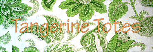 Tangerine Totes