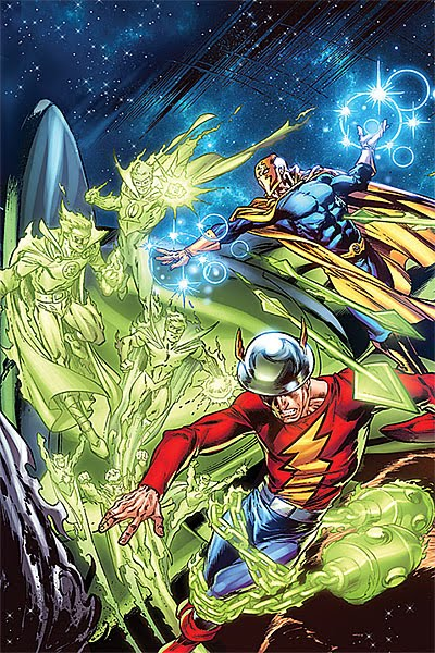 JUSTICE SOCIETY OF AMERICA #44