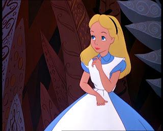Et si votre perso était ... Alice+disney