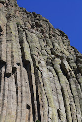 DEVILS TOWER Rock Climbers